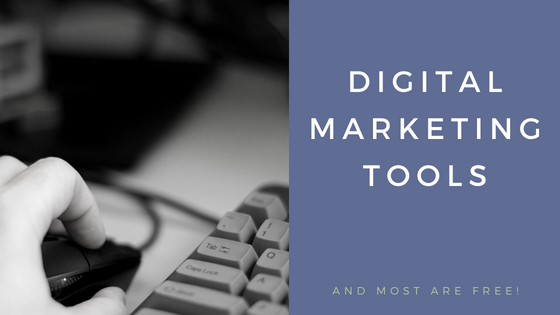 digital marketing tools blog post